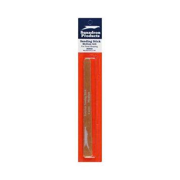 30502 Sanding Stick Medium Grit SQUR3502 SQUADRON