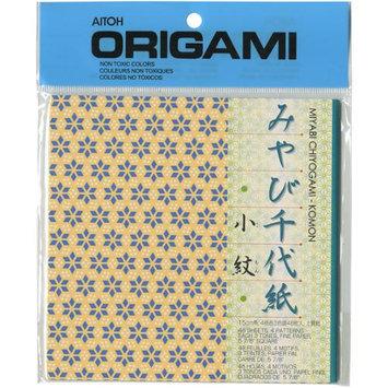 Aitoh Komon Print Chiyogami Paper