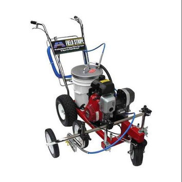 Athletic Connection Field Stripe Machine Model D with Hand Spray Gun
