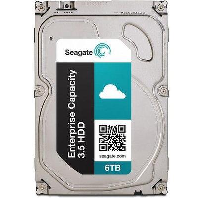 Seagate 6TB 3.5 Internal Hard Drive - Sas - 7200 Rpm - 128MB Buffer - 1 Pack (st6000nm0054)