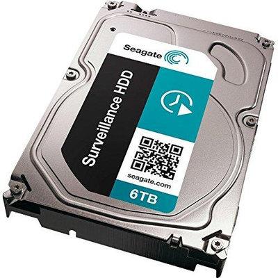 Seagate Surveillance St5000vx0011 5TB 3.5 Internal Hard Drive - Sata - 7200 Rpm - 128MB Buffer - Black (st5000vx0011)