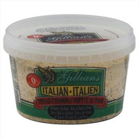 Gillians Foods Gillian's Foods - Gluten Free Italian Bread Crumbs - 12 oz.