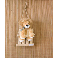 Glenna Jean Tanzania Wall Hanging - Lion on Fence