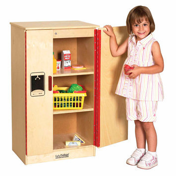 Early Childhood Resources ELR-0433 Play Refrigerator
