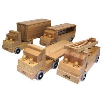 Ecr4kids Dramatic Play Transportation Vehicle