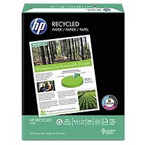 Hewlett Packard Recycled Office Paper 92 Brightness 20lb Letter