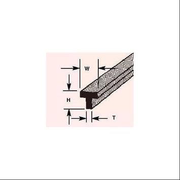 Plastruct T-3 Tee,3/32 (8) PLS90083 PLS90083 PLASTRUCT