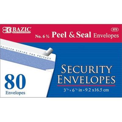 Bazic 573- 24 6 .75 Peel and Seal Security Envelope
