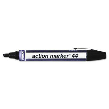 Dykem DYKEM Action Marker - 44 black action marker