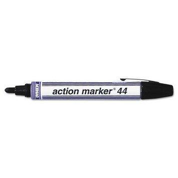 Dykem DYKEM Action Marker - 44 black action marker
