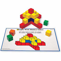 Learning Resources Creative Color Cubes - 100 Pieces