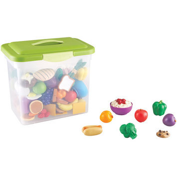 Learning Resources Inc. Learning Resources New Sprouts Classroom Play Food Set