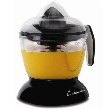 Continental 24-Oz. Citrus Juicer Color: Black