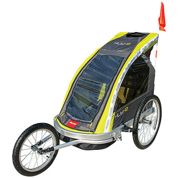 Babies R Us Allen Sports Two Child Aluminum Jogger and Bike Trailer