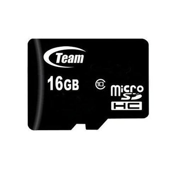 Team Group Team 16GB microSDHC Flash Card (Card Only) Model TG016G0MC28X
