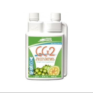 Liquid Health GCx2 Gacinia Cambogia & Green Coffee Bean Melon Berry 32 fl oz