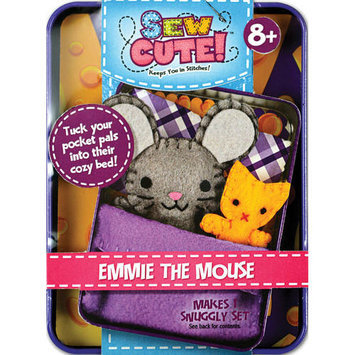Colorbok Sew Cute Tincredible Mouse