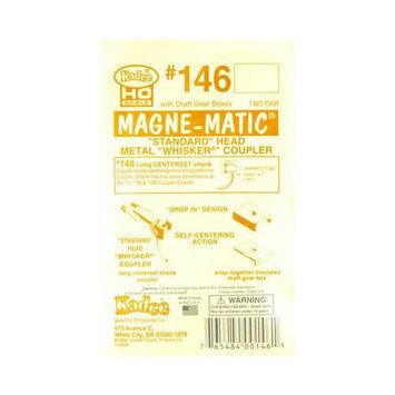 146 Long Centerset Shank Whisker Coupler 1/4 2pr KADU0146 KADEE QUALTIY PRODUCTS, CO.