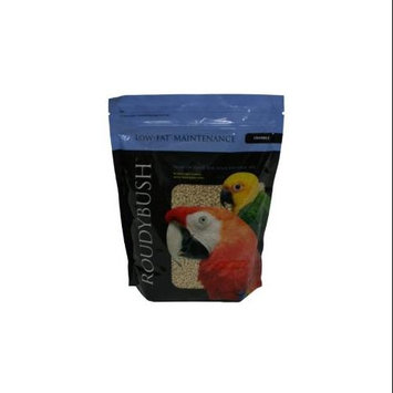 Roudybush 244CRLF 44-Ounce Low Fat Bird Food Crumbles