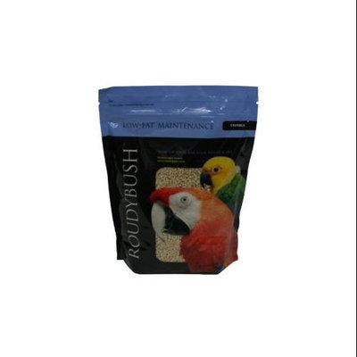 Roudybush 244CRLF 44-Ounce Low Fat Bird Food Crumbles
