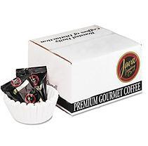 Java Trading Company Coffee 100% Columbian Portion Packs, 1 1/2 Ounces