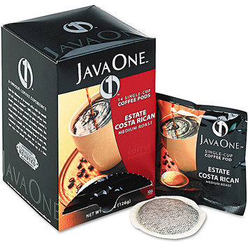 Five Star Distributors, Inc. Coffee Pods, Estate Costa Rican Blend, Single Cup, 14/Box