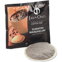 Java One Coffee Single Cup Pods, Sumatra Mandheling