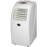 Shinco 12,000 BTU Portable Air Conditioner Cooling/Heating/Dehumidifying with Remote Control in White