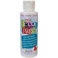 Deco Art 476563 DecoArt Decoupage Glue-4 Ounces Gloss