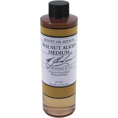 M. Graham Walnut Alkyd Medium