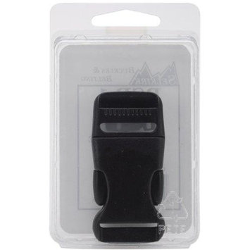 Lyle BSR1 Side Release Buckle 1 in-Black