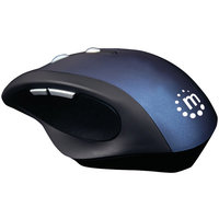 Manhattan Products Contour Wireless USB Mouse