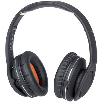 Manhattan Products Manhattan Fathom Over Ear Wireless Headset Black