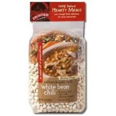Frontier Soups Hearty Meals California Gold Rush White Bean Chili Mix - 14 oz