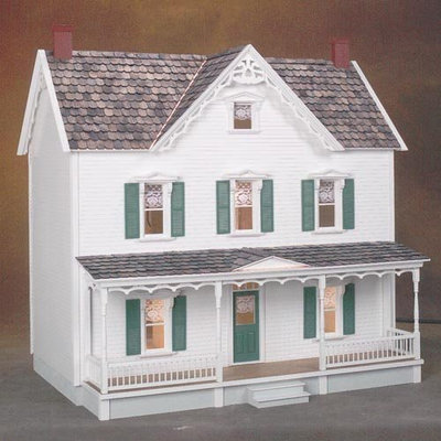 Real Good Toys Vermont Farmhouse Kit - 1 Inch Scale
