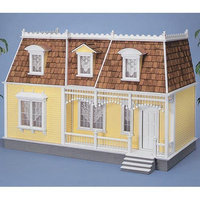 Real Good Toys New Orleans Dollhouse Kit