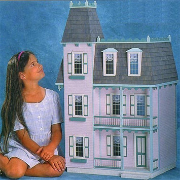 Real Good Toys Alison Jr Dollhouse Kit - 1 Inch Scale