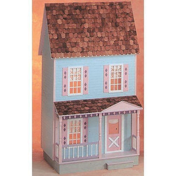 Real Good Toys Playscale Country House Dollhouse Kit