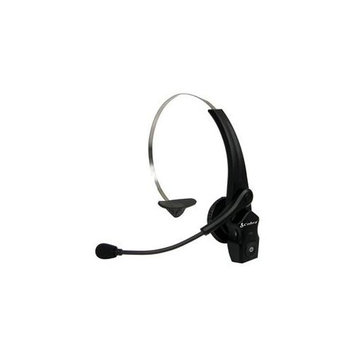 Aries Resintech Cobra CBTH1 Over-the-Head Bluetooth Headset with Adjustable Boom Microphone (CBTH1)