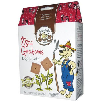 Exclusively Pet DEX05100 Mini Grahams Dog Treats