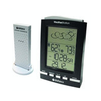 Teledex Inc. Teledex DF-338 Weather Forecast Station W/remote Sensor