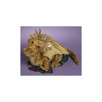 Douglas Cuddle Toys - Topaz Golden Dragon