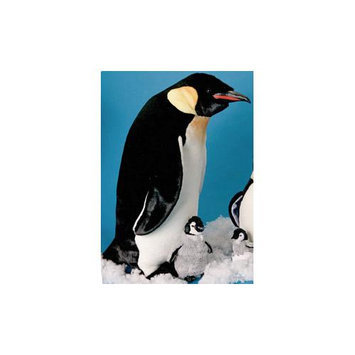 Orville Large Emperor Penguin 33 by Douglas Cuddle Toys