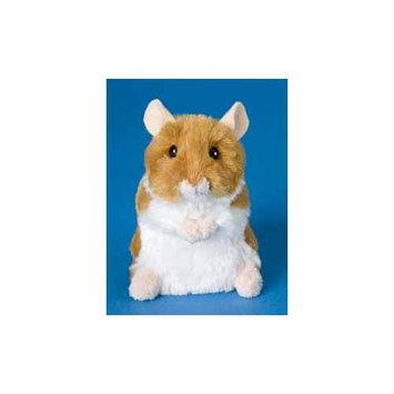 Brushy Hamster 5