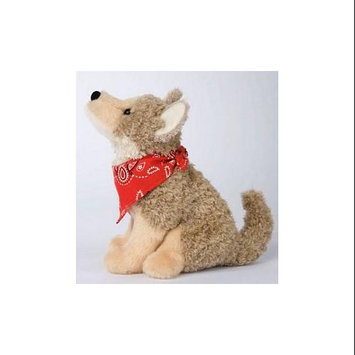 Douglas - Trickster Coyote - 6.5 inches - Stuffed Coyote
