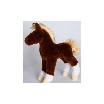 Teak Chestnut Foal 10