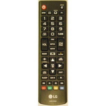 LG Electronics AKB74475401 Remote Control for Smart TV - 2 x AAA (Batteries Not Included)