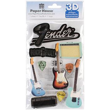 Paper House Productions Paper House STDM82E 3-D Sticker-Oz - Glinda