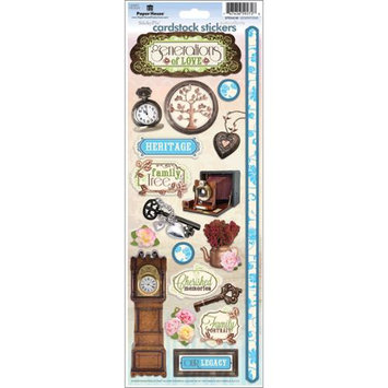 Paper House Cardstock Stickers-Generations