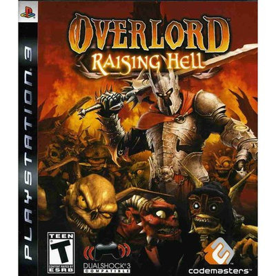 South Peak Interactive Overlord: Raising Hell
